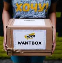 Гик коробка WANTBOX