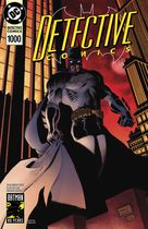 Detective Comics #1000 1990's by Tim Sale and Brennan Wagner