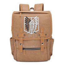 Рюкзак Атака Титанов: Разведкорпус (Attack on Titan) PU кожа, 39х30х12 см