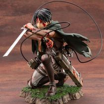 Фигурка  Атака на Титанов - Леви (Attack On Titan - Levi Fortitude Ver., ARTFX J)