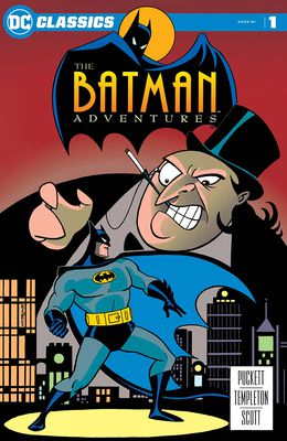 DC Classics The Batman Adventures #1