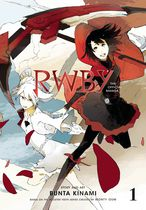 RWBY The Official Manga Vol. 1 (манга)