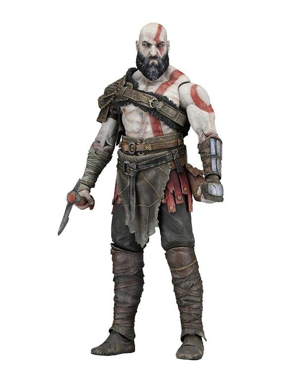 Фигурка Кратос (God Of War - Kratos) Neca УЦЕНКА
