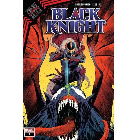 King In Black: Black Knight #1A
