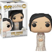Фигурка Funko POP! Гарри Поттер - Чжоу Чанг (Harry Potter - Cho Chang)