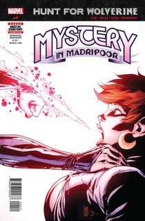 Hunt For Wolverine: Mystery in Madripoor #4