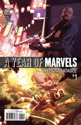 A Year Of Marvels #1 The Unbeatable