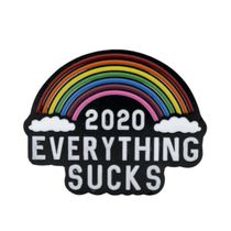 Значок Everything sucks 2020