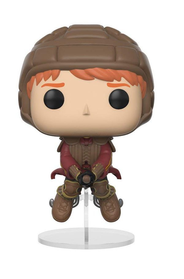 Фигурка Funko POP! Гарри Поттер - Рон Уизли на метле (Harry Potter - Ron On Broom) изображение 2
