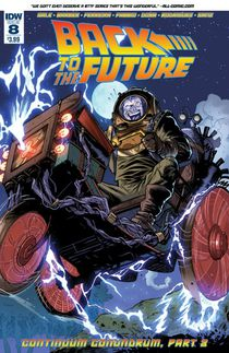 Back To the Future #8