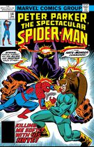 Peter Parker, The Spectacular Spider-Man (1976 1st Series) #14