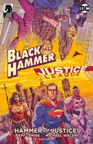 Black Hammer/Justice League: Hammer of Justice! #1