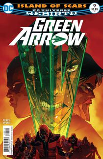 Green Arrow #9 (Rebirth)