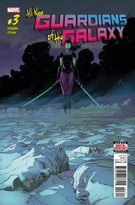 All-New Guardians Of The Galaxy #3