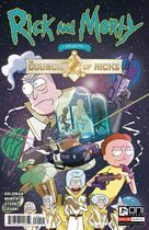 Rick and Morty Presents: Council of Ricks #1