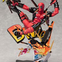Фигурка Дедпул (Deadpool Breaking the Fourth Wall Play Arts Kai)
