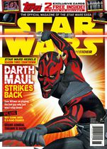 Star Wars Insider Magazine #168