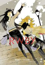 RWBY The Official Manga Vol. 2 (манга)