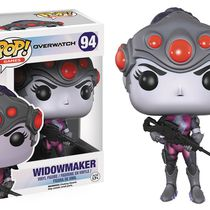 "Фигурка Funko POP! Overwatch ""Widowmaker"" Роковая вдова"
