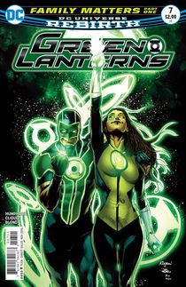 Green Lanterns #7 (Rebirth)