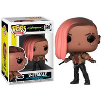 Фигурка Funko POP! Cyberpunk 2077 - V-Female