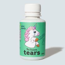 Сироп The Unicorn tears, Mint Candy, с блестками