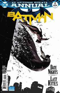 Batman Annual #2 (Rebirth)