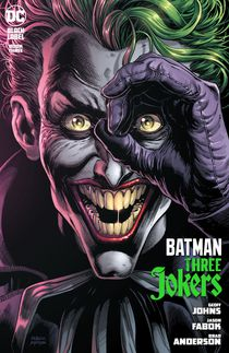 Batman Three Jokers #3 Cover A