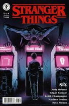 Stranger Things: SIX #3B