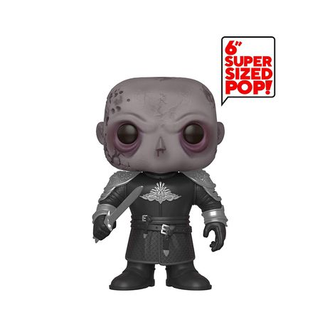 Фигурка Funko POP! Игра Престолов - Гора без шлема (Game of Thrones - The Mountain (Unmasked))