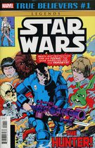 True Believers: Star Wars: The Hunter! #1