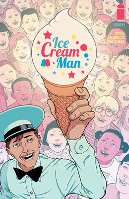Ice Cream Man #1 (Image Firsts)
