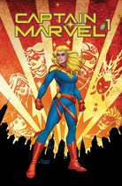 Captain Marvel #1 (2019 год)