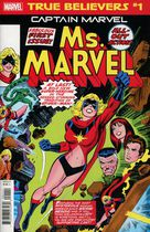 True Believers: Captain Marvel: Ms. Marvel #1