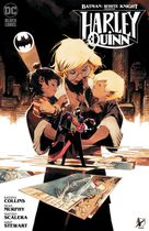 Batman White Knight Presents Harley Quinn #1B